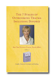 The 7 Stages Of Overcomming Trauma© Including Divorce by Susan Allan