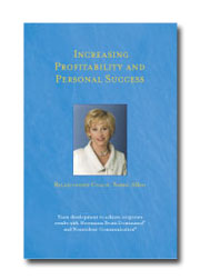 Icreease Profitabilitly and Personal Success by Susan Allan